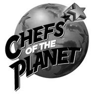 CHEFS OF THE PLANET