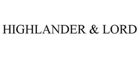 HIGHLANDER & LORD