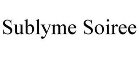 SUBLYME SOIREE