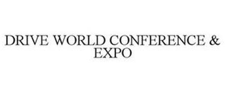 DRIVE WORLD CONFERENCE & EXPO