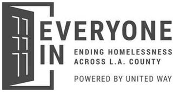 EVERYONE IN ENDING HOMELESSNESS ACROSS L.A. COUNTY POWERED BY UNITED WAY