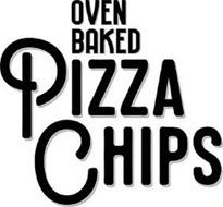 OVEN BAKED PIZZA CHIPS