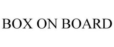 BOX ON BOARD