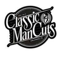 CLASSIC MAN CUTS EST. 2016 ORLANDO, FL