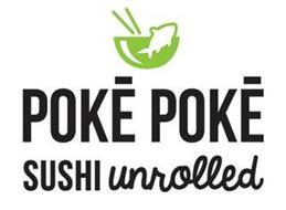 POKE POKE SUSHI UNROLLED