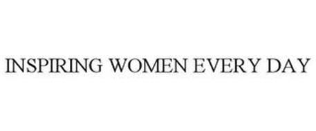 INSPIRING WOMEN EVERY DAY