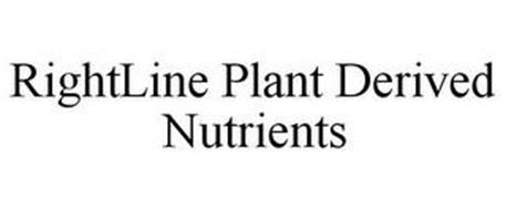 RIGHTLINE PLANT DERIVED NUTRIENTS