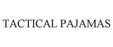 TACTICAL PAJAMAS