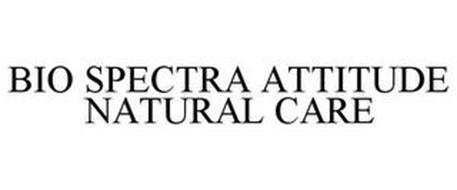 BIO SPECTRA ATTITUDE NATURAL CARE