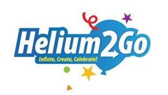 HELIUM 2 GO INFLATE, CREATE, CELEBRATE!