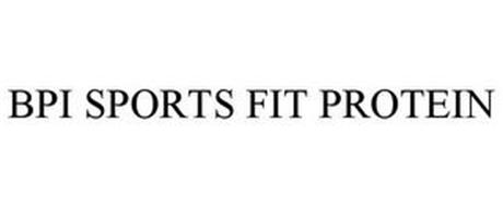 BPI SPORTS FIT PROTEIN