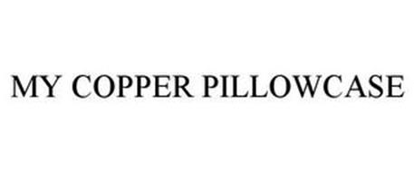 MY COPPER PILLOWCASE