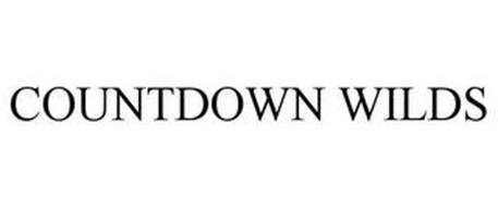 COUNTDOWN WILDS