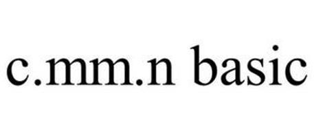 C.MM.N BASIC