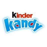 KINDER KANDY