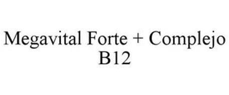 MEGAVITAL FORTE + COMPLEJO B12