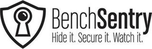 BENCHSENTRY HIDE IT. SECURE IT. WATCH IT.