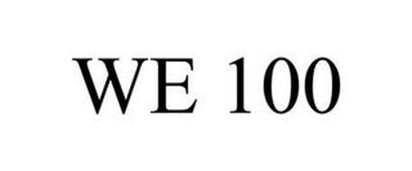WE 100