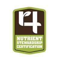 4R NUTRIENT STEWARDSHIP CERTIFICATION