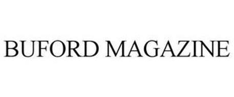 BUFORD MAGAZINE