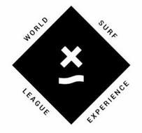 X WORLD SURF LEAGUE EXPERIENCE