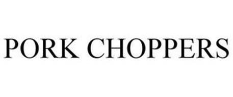 PORK CHOPPERS