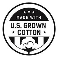 MADE WITH U.S. GROWN COTTON