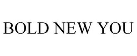 BOLD NEW YOU