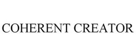 COHERENT CREATOR