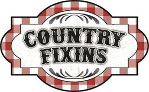 COUNTRY FIXINS