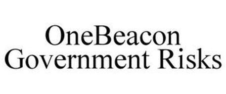ONEBEACON GOVERNMENT RISKS