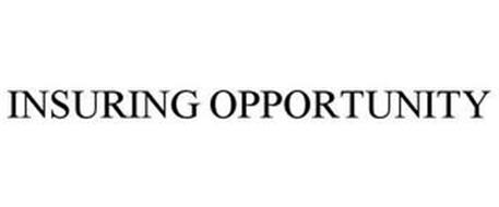 INSURING OPPORTUNITY