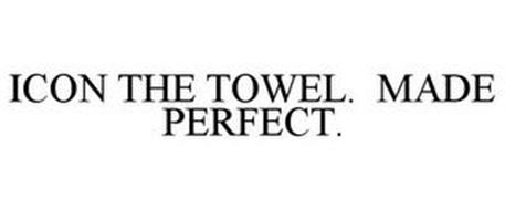 ICON THE TOWEL. MADE PERFECT.