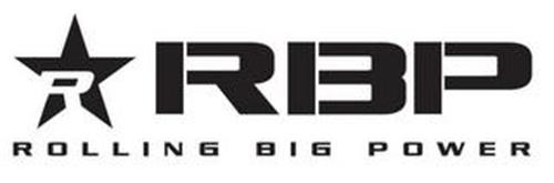 R RBP ROLLING BIG POWER