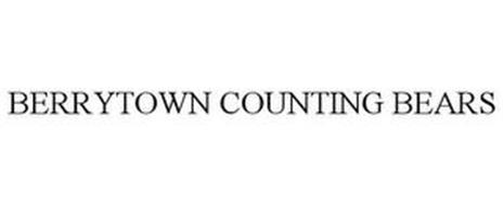 BERRYTOWN COUNTING BEARS