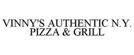 VINNY'S AUTHENTIC N.Y. PIZZA & GRILL