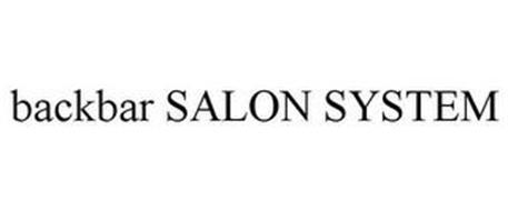BACKBAR SALON SYSTEM