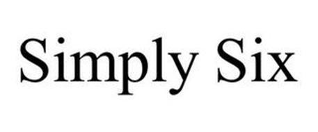 SIMPLY SIX