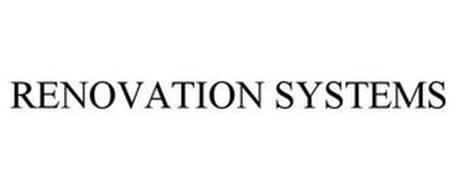 RENOVATION SYSTEMS