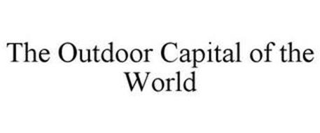 THE OUTDOOR CAPITAL OF THE WORLD