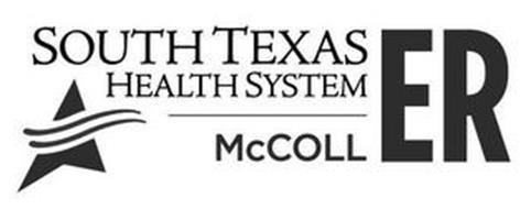 SOUTH TEXAS HEALTH SYSTEM ER MCCOLL