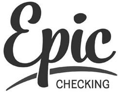 EPIC CHECKING
