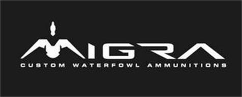 MIGRA CUSTOM WATERFOWL AMMUNITIONS