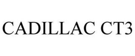 CADILLAC CT3