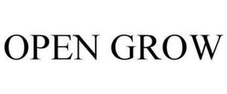 OPEN GROW