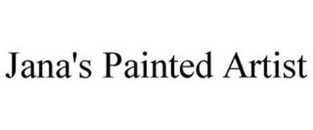 JANA'S PAINTED ARTIST