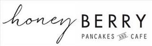 HONEY BERRY PANCAKES AND CAFE