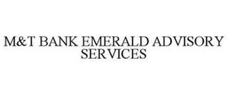 M&T BANK EMERALD ADVISORY SERVICES