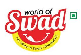 WORLD OF SWAD AIR, WATER & SWAD - THE BASICS