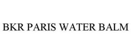 BKR PARIS WATER BALM